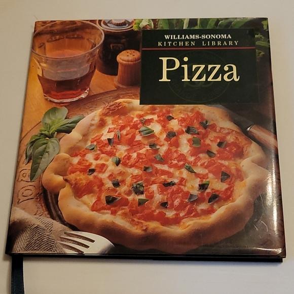 Williams Sonoma Pizza Cookbook